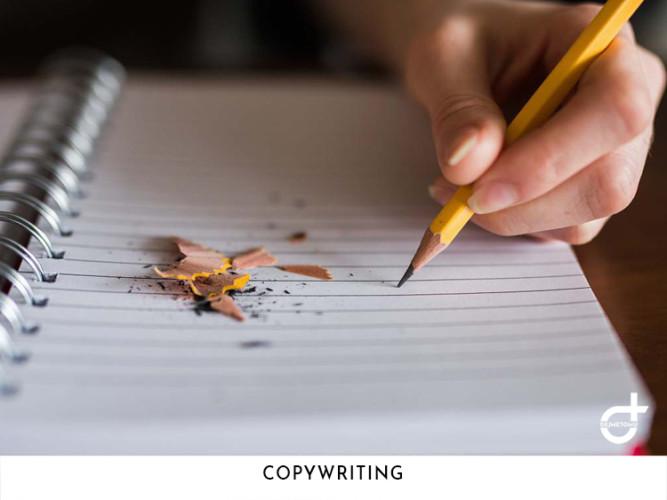 pencil, online marketing, copywriting